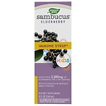 Nature's Way Sambucus For Kids, Berry Flavored