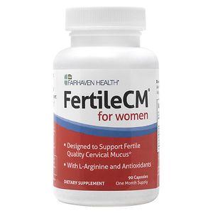 FertileCM Reproductive Health, Capsules- 90 ea