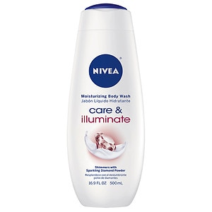 Nivea Touch of Sparkle Cream Oil Body Wash&nbsp;