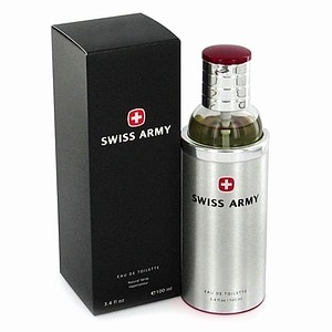 Swiss Army Eau de Toilette Spray for Men&nbsp;