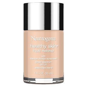 Neutrogena Healthy Skin Liquid Makeup SPF 20, Soft Beige- 1 fl oz