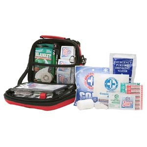 Be Smart Get Prepared Outdoor First Aid Kit, 250 Pieces- 1 kit