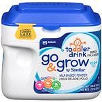 Similac Go & Grow Toddler Drink, Powder