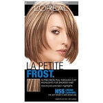 L'Oreal Paris La Petit Frost Hi-Precision Pull-Through Cap Highlights, La Petite Frost H55 Creme Caramel- 1 ea
