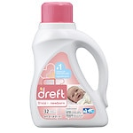 Dreft HE Liquid Detergent, 32 Loads