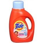 Tide Liquid Detergent plus a Touch of Downy, High Efficiency, 24 Loads, April Fresh