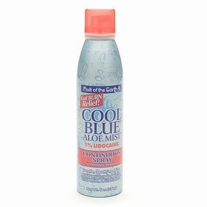 Fruit Of The Earth Aloe Vera Cool Blue Mist Continuous Spray, Cool Breeze Large 30 x 36- 6 oz