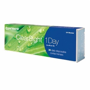 ClearSight (Biomedics) 1 Day 30 pk Contact Lens
