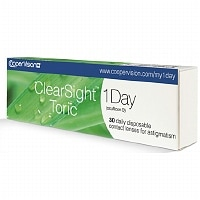 ClearSight 1 Day Toric Contact Lens