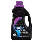 Woolite Darks Liquid Laundry Detergent, 25 Loads