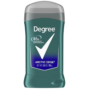 Degree Men Fresh Deodorant with Time Released Molecules, Arctic Edge- 3 oz