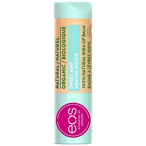 eos Organic Lip Balm Stick, Sweet Mint