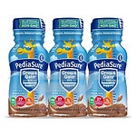 PediaSure Complete, Balanced Nutrition Shake, 8 fl oz Bottles, Chocolate- 6 ea