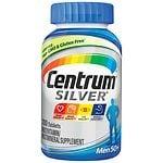 Centrum Silver Men 50+ Multivitamin, Tablets- 200 ea