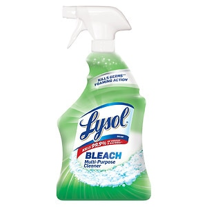 Lysol All Purpose Complete Clean with Bleach- 32 fl oz