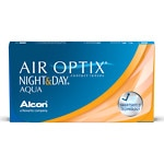 Air Optix Night & Day Aqua Contact Lens