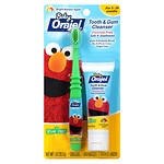 Orajel Baby Tooth/Gum Cleanser, Apple Banana