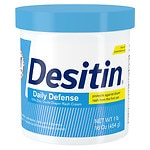 Desitin Diaper Rash Cream, Rapid Relief, Creamy