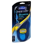 Dr. Scholl's Arthritis Pain Relief Orthotics, Men's Sizes 8-13