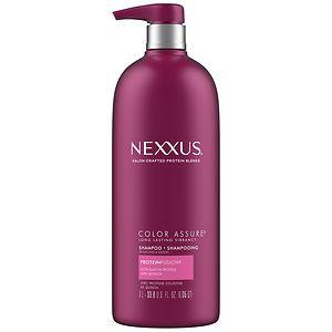 Nexxus Color Assure Rebalancing Shampoo with Pump- 33.8 fl oz