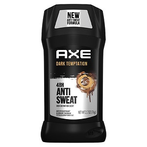 AXE DRY Antiperspirant & Deodorant Invisible Solid, Dark Temptation