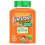 Flintstones Immunity Support + C, Children's Multivitamin Gummies- 150 ea