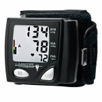 Lumiscope Automatic Wrist Blood Pressure Monitor- 1 ea