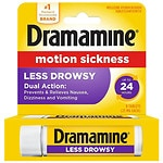 Dramamine Less Drowsy Formula- 8 ea