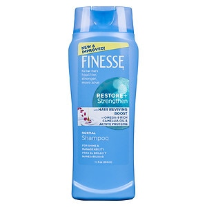 Finesse Restore + Strength Normal Shampoo
