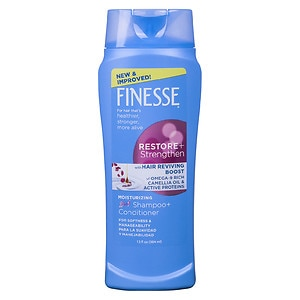 Finesse 2 in 1 Moisturizing Shampoo and Conditioner, 13 fl oz