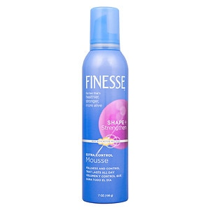 Finesse Self Adjusting Mousse, Extra Control- 7 oz