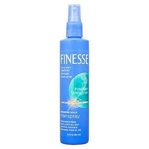 Finesse Self Adjusting Hairspray, Maximum Hold- 8.5 fl oz