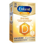 Enfamil D-Vi-Sol Vitamin D Supplement Drops- 1.66 fl oz