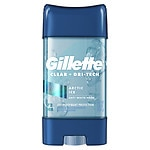 Gillette Clear Gel Antiperspirant & Deodorant, Arctic Ice