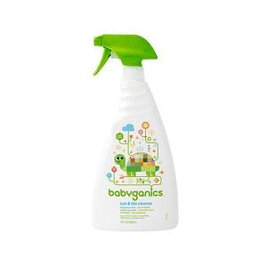 Babyganics Tub & Tile Cleaner, Fragrance Free- 32 oz