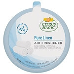 Citrus Magic Solid Air Freshener, Linen Scent