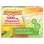 Emergen-C 1000 mg Vitamin C, Lemon Lime