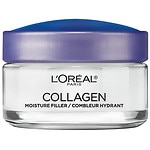 L'Oreal Paris Skin Expertise Collagen Moisture Filler Daily Moisturizer Day/Night Cream- 1.7 oz