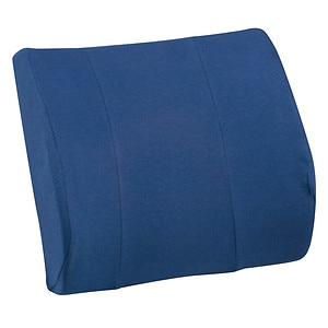Mabis Cushion Relax-A-Bac with Strap, Navy