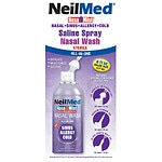 NeilMed Nasal Mist All in One Saline Spray- 6 fl oz