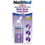 NeilMed Nasal Mist All in One Saline Spray- 6 fl oz