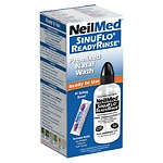 NeilMed SinuFlo Ready Rinse, Sinus Rinse