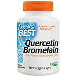 Doctor's Best Quercetin Bromelain, Capsules