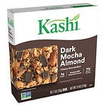 Kashi Chewy Granola Bar, Dark Mocha Almond, 6 pk- 1.2 oz