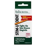 STIM-U-DENT Plaque Removers, Value Pack, Mint, 8 pk- 25 ea