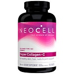 NeoCell Super Collagen + C Type 1 & 3 Tablets