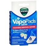 Vicks Scent Pad Replacements- 5 ea
