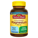 Nature Made High Potency Magnesium, 400mg, Liquid Softgels