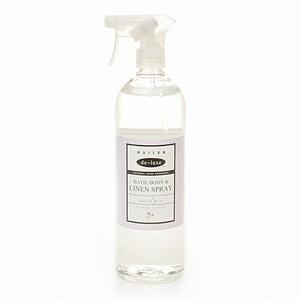 de-luxe MAISON Bath, Body & Linen Spray, Sweet Pea- 33 fl oz