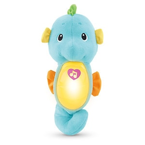 Fisher-Price Soothe and Glow Seahorse,  Ages Birth+- 1 ea